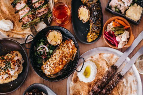 Cubbys Kitchen Lebanese Food